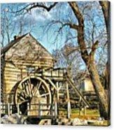 Mccormicks Farm Acrylic Print