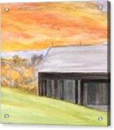 Mccready Farm Acrylic Print