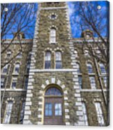 Mcgraw Hall - Cornell University Acrylic Print