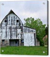 Mcgregor Iowa Barn Acrylic Print