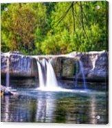 Mckinney Falls Acrylic Print