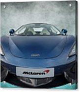 Mclaren Sports Car Acrylic Print