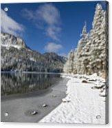 Mcleod Lake Acrylic Print