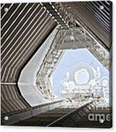 Mcmath-pierce Solar Observatory Acrylic Print