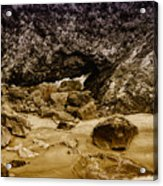 Mcway Cove Acrylic Print
