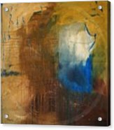 Me - Abstract Colors Acrylic Print