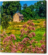 Meadow House At Longwood Acrylic Print
