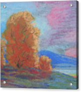 Meadowland Acrylic Print