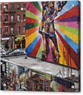 Meatpacking District Nyc Acrylic Print