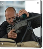 Mechanic Resurrection Acrylic Print