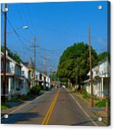 Mechanicsburg Pa Acrylic Print