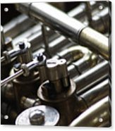 Mechanism Acrylic Print