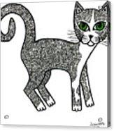 Mecheruca Acrylic Print