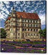 Mecklenburg Palace Acrylic Print