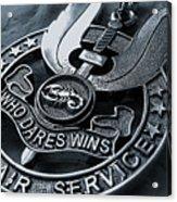 Medal Acrylic Print