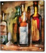 Medicine - Syrup Of Ipecac Acrylic Print