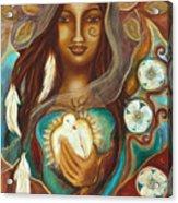 Medicine Woman Acrylic Print