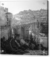 Medieval Toledo II Acrylic Print