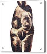 medieval Venus - fertility symbol Acrylic Print