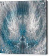 Meditating Cloud - 2 Acrylic Print
