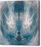 Meditating Cloud - 3 Acrylic Print