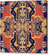 Meditation # 4 Acrylic Print