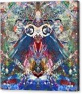Meditation Acrylic Print by Dan Cope