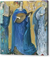 Meditations On The Holy Trinity  After The Music Of Olivier Messiaen, Acrylic Print