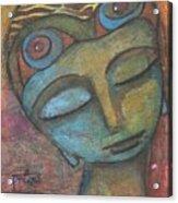 Meditative Awareness Acrylic Print