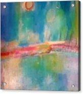 Mediterranean Dream Acrylic Print