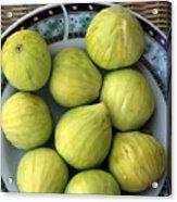Mediterranean Figs Acrylic Print