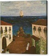 Mediterranean Acrylic Print