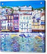 Mediterranean Morning Acrylic Print