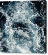 Mediterranean Sea Art 116 Acrylic Print