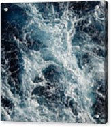Mediterranean Sea Art 117 Acrylic Print