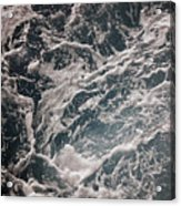 Mediterranean Sea Art 47 Acrylic Print