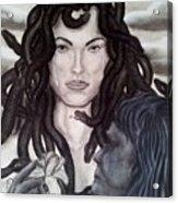Medusa's Lament Acrylic Print