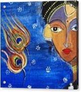 Meera Acrylic Print
