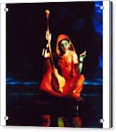 Meerabai Acrylic Print