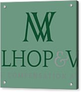 Mehlhop  Vogt Law Offices Acrylic Print