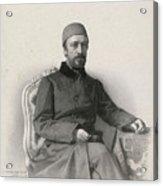 Mehmed Emin Acrylic Print