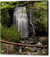 Meigs Falls One Acrylic Print