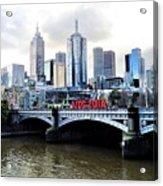 Melbourne 2014 Aids Conference Acrylic Print