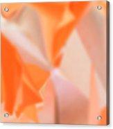 Melon Flower Dance Acrylic Print