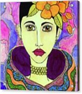 Melora Acrylic Print