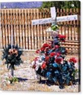Memorial 1 Acrylic Print