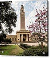 Memorial Tower Acrylic Print