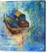 Memories From China Acrylic Print