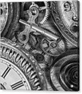 Memories In Time Acrylic Print