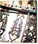 Memories Of Mardi Gras Acrylic Print
